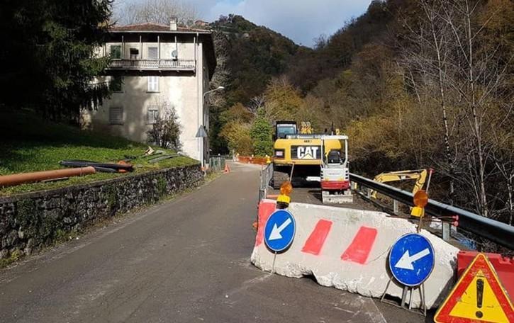 La Val Taleggio torna a respirare Riaperta la strada verso Gerosa