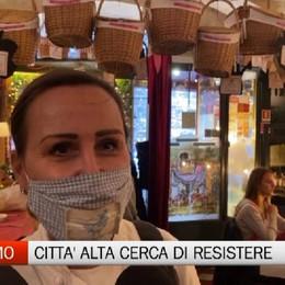 Bergamo, in Città Alta è già Natale