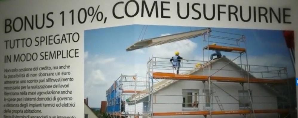 Bonus 110%, costi, sconti fiscali e guadagni. Guarda la nuova puntata Tv di BonusCasa