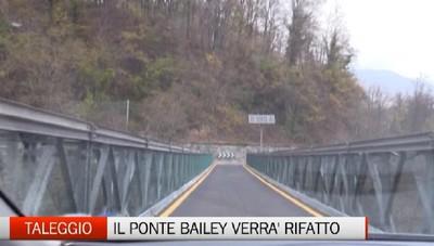Ci sono i soldi: partono i lavori per la sostituzione del ponte a Paghera di Taleggio