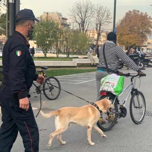 Controlli alla stazione di Bergamo Spaccio di droga, tre arresti