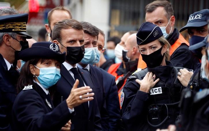 La Francia attaccata e i principi di libertà