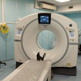 Nuova Tac all'ospedale di Romano Utile supporto per le diagnosi Covid