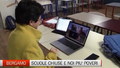 Didattica a distanza: scuole «chiuse», Paese più povero