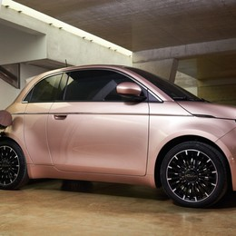 Fiat 500 3+1: elettrica e più accessibile