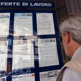 Lavoro, effetto coronavirus  «A Bergamo 31.600 posti a rischio»