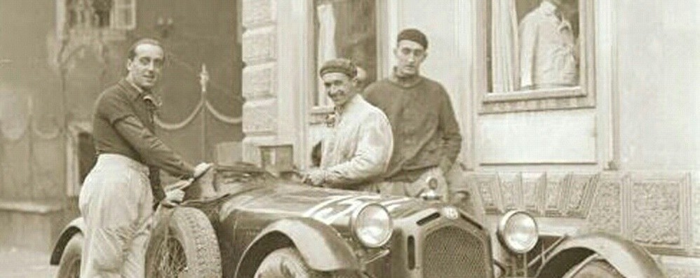 Scuderia Ferrari, il primo presidente era un pilota bergamasco