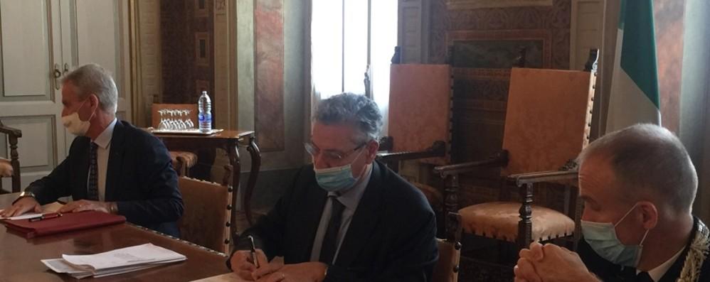 Misure anti Covid, ma non solo A Bergamo è stretta sui controlli