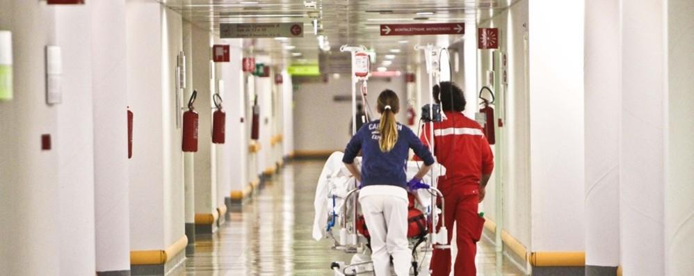 Ricoveri, a Bergamo non c'è l'impennata Negli ospedali meno malati di luglio