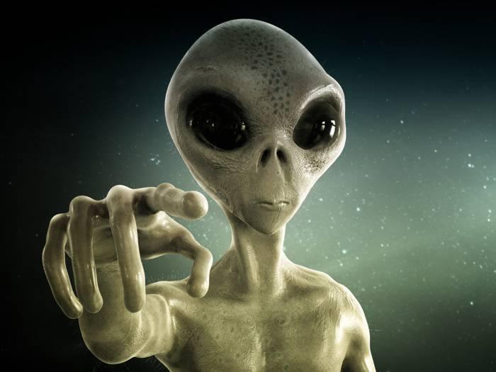 Gli alieni potrebbero essere gassosi o immersi in azoto liquido. E noi siamo moscerini sulla buccia di un frutto