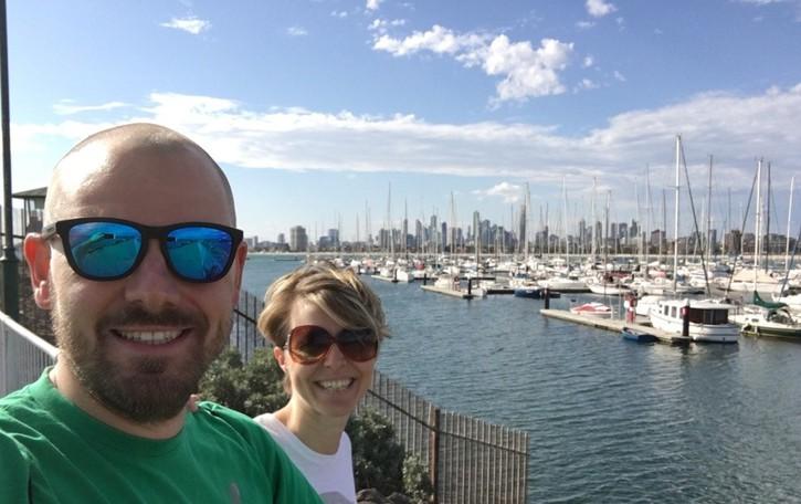 «Melbourne è lontana ma ne vale la pena»