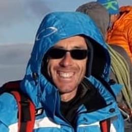 Una settimana dalla scomparsa Alessandro Fornoni ancora disperso