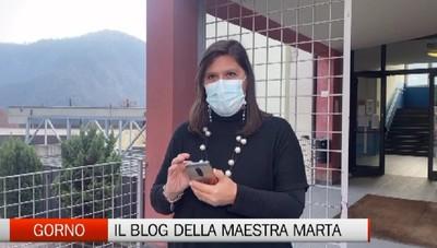 Gorno, il blog didattico della maestra Marta