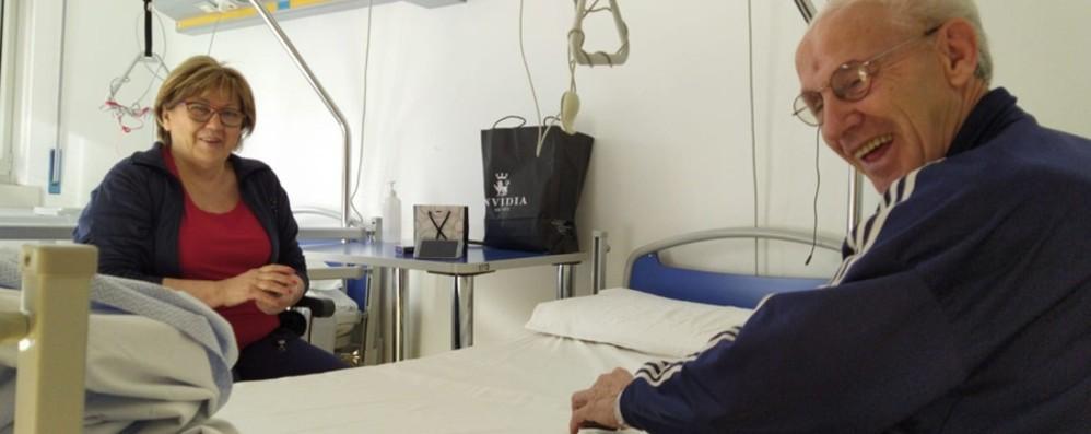 Insieme a 70 anni per una vita nuova così ora «Mr. Park» fa meno paura