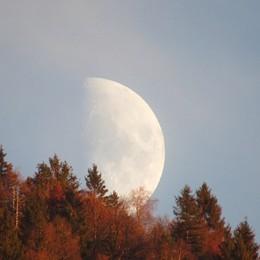 «La luna nasce dall'Alben...»