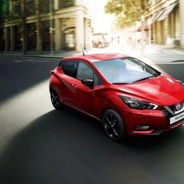 Nissan Micra: 5 versioni nella gamma 2021