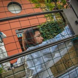 Omicidio Del Gaudio e Roveri, Portera:  Dna compatibili, forse lo stesso assassino
