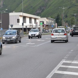 Fu investita da un'auto a Ponte Nossa Mamma di Trescore muore a 53 anni