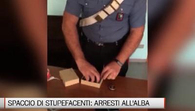 Operazione antidroga dei Carabinieri: perquisizioni, arresti e denunce varieOperazione antidroga dei Carabinieri: perquisizioni, arresti e denunce varie