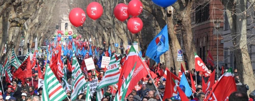«Serve un cambio di passo in Lombardia» Le proposte dei sindacati alla politica
