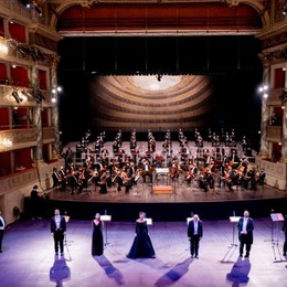Un Faliero carismatico sulla web tv E sabato  sera è ancora Donizetti Opera