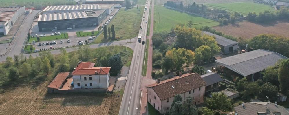 Autostrada Bergamo-Treviglio Sala: «Basta con gli scontri»