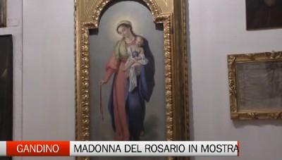 Gandino e la mostra sulla Madonna del Rosario