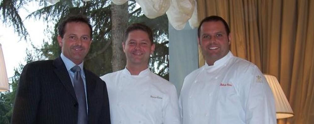 Ristoranti, Da Vittorio sempre al top «Tre Forchette»  del Gambero Rosso