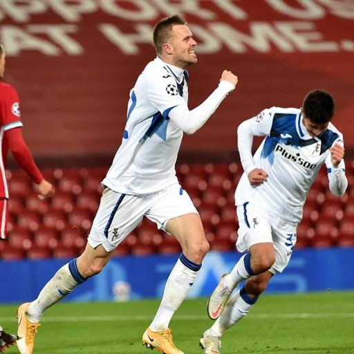 Atalanta tra sogno e storia, partita perfetta  Ilicic e Gosens affondano il Liverpool, gioia assoluta