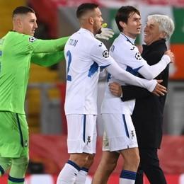 Atalanta, vittoria che vale un trofeo. La gioia di Ilicic, Liverpool dominato, difesa di ferro. E ora non fermiamoci più