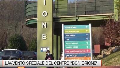 Bergamo - L'Avvento speciale del «Don Orione»