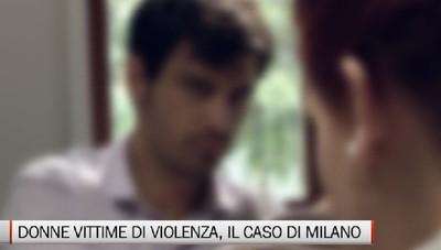 Donne vittime di violenza, il caso di Milano