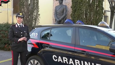 Giornata contro la violenza sulle donne Il video di sensibilizzazione dei carabinieri