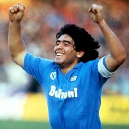 Gloria e tragedia di Diego Armando Maradona