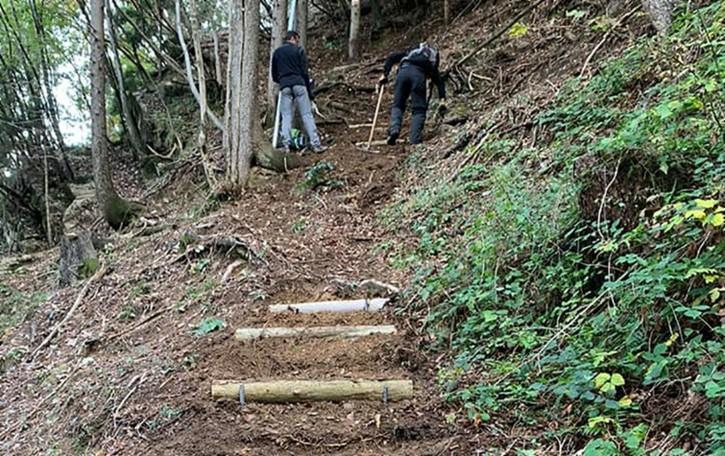 L'anello delle Orobie ha un nuovo sentiero Camminate tra natura e antiche contrade