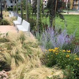 Premio «La città per il verde» al giardino pubblico di via Mascagni