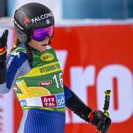 Sci alpino, parallelo di Lech Sofia Goggia non si qualifica