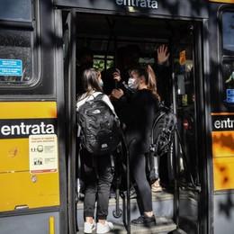 «Serve più didattica a distanza Bergamo, i bus così non bastano»