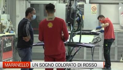 Un sogno che diventa realtà: le carrozzerie della Ferrari hanno un tocco bergamasco