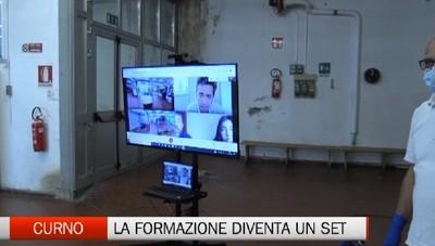 Uno studio televisivo per raccontare (in lockdown) come si fa formazione