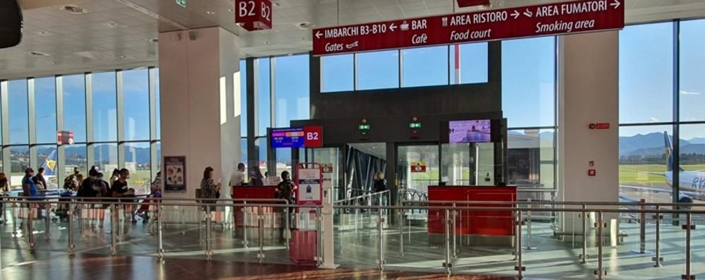 Accordo Enav e aeroporto di Orio  Gestione integrata del traffico aereo
