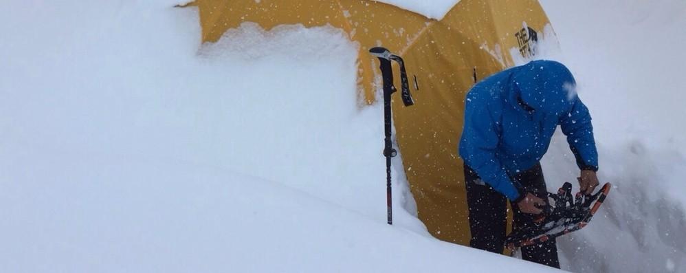 Moro, ritorno al Manaslu in inverno «Obiettivi: la cima e il pinnacolo Est»