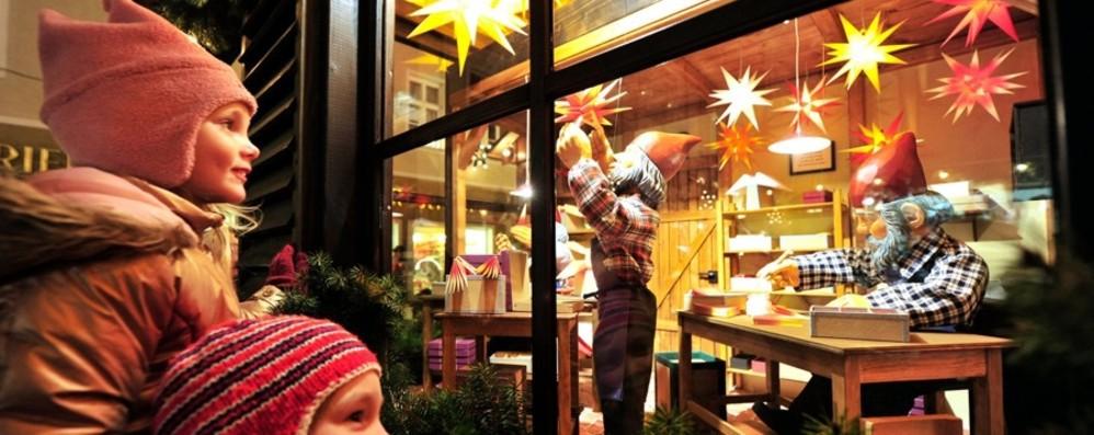 Sassonia il Natale resta E il mercatino è virtuale