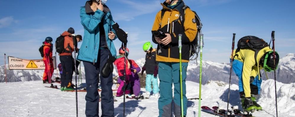 Scuola e sci dal 7 gennaio - Le novità La bozza del Dpcm inviata alle Regioni
