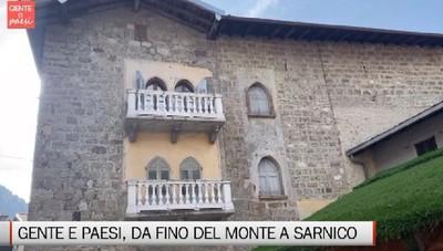 Gente e Paesi: da Fino del Monte a Sarnico, dagli alpini a Franz Cancelli