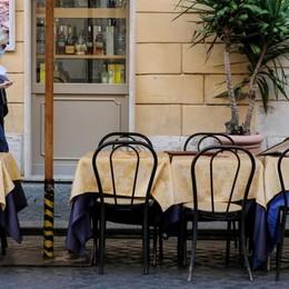 La zona rossa ferma 41 mila lavoratori Quasi la metà in hotel e ristoranti