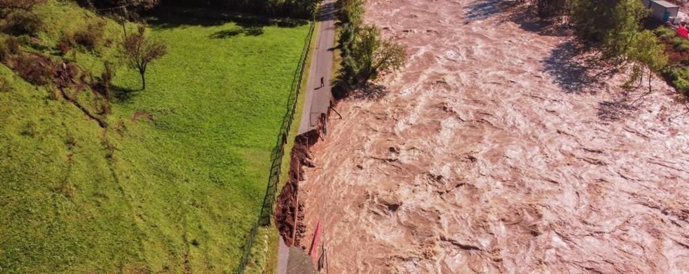 Lo spopolamento aggrava le alluvioni in montagna