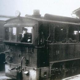 Quando passava il «Gamba de lègn» Il mitico (e traballante) trenino a vapore