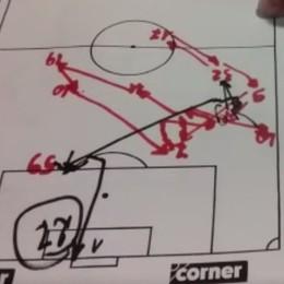 Atalanta-Inter, videoanalisi. Le strategie di Conte, le difficoltà di Hateboer. E il prodigio: 27 passaggi di fila per fare gol