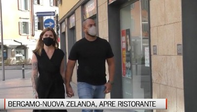 Dalla Nuova Zelanda a Bergamo per aprire un ristorante